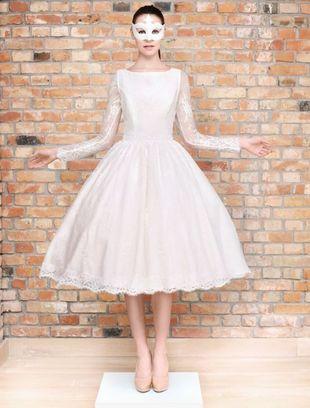 Suknie ślubne w stylu lat 50. będą tegorocznym hitem (FOTO)