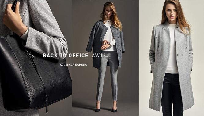Powrót do biura z Reserved - zobaczcie kolejny świetny lookbook