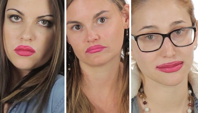 makijaż kylie jenner