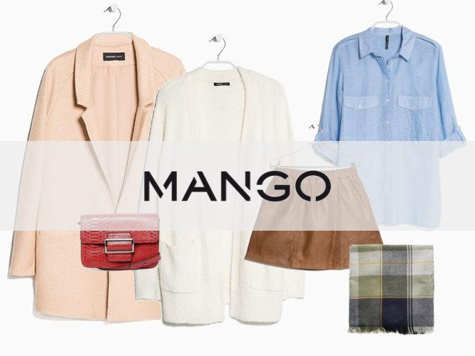 mango ubrania