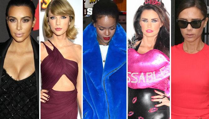najbardziej stylowe kobiety 2014