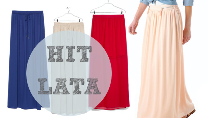 długie spódnice