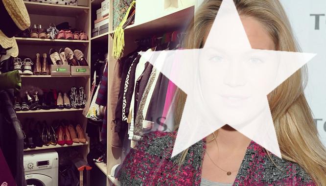 garderoby gwiazd