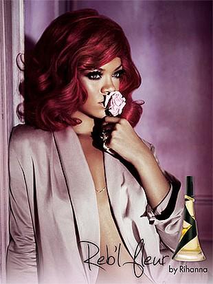 Rihanna o swoich najnowszych perfumach