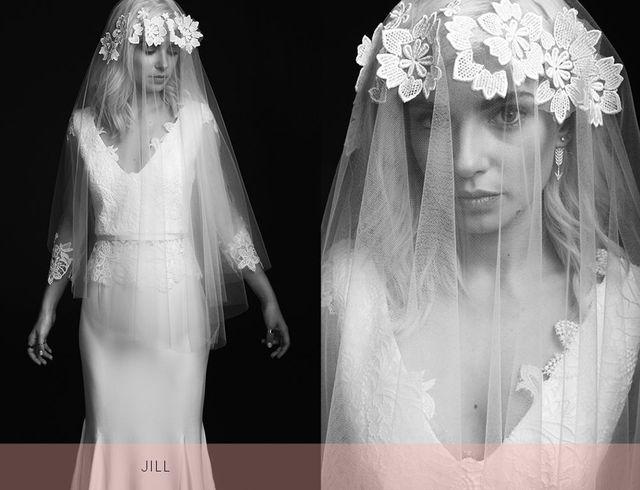 Suknie ślubne na 2015 rok od Rime Arodaky (FOTO)