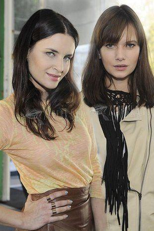 Horodyńska i Malinowska na imprezie Polsat Cafe (FOTO)