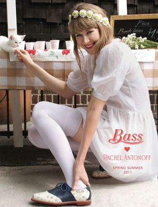 The Bass Loves Rachel Antonoff (FOTO)