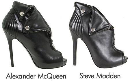 Alexander McQueen pozywa Steve'a Maddena