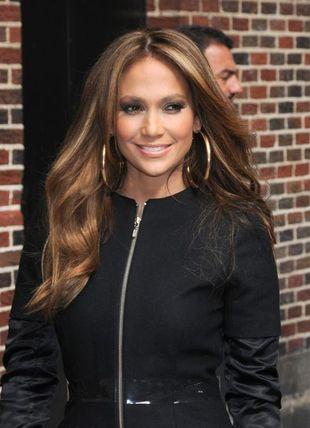 Szykowna i elegancka Jennifer Lopez
