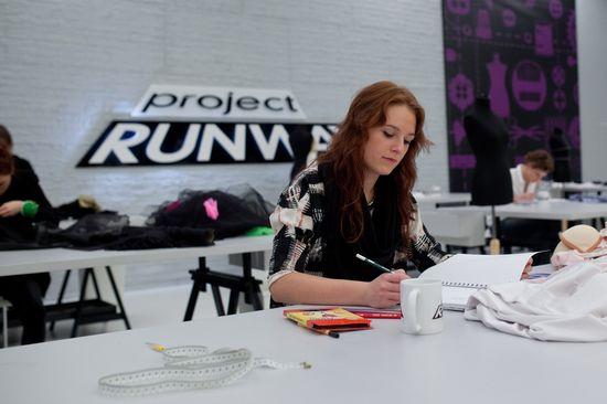 W drugim odcinku Project Runway będzie gorąco!