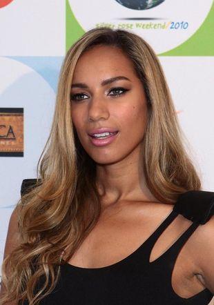 Leona Lewis - bez fajerwerków na czerwonym dywanie
