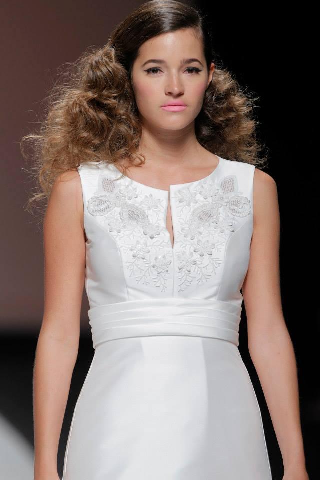 Cymbeline - moda ślubna wiosna lato 2015 (FOTO)