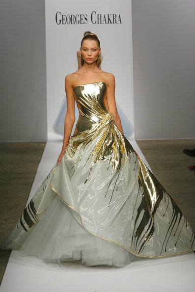 Suknia ślubna Sereny van der Woodsen! (FOTO)