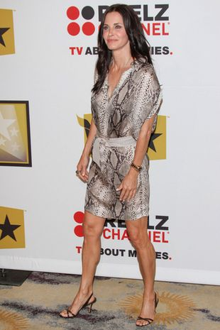 Courteney Cox w Lanvin (FOTO)