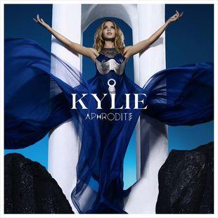 Stylowa okładka albumu Kylie Minogue