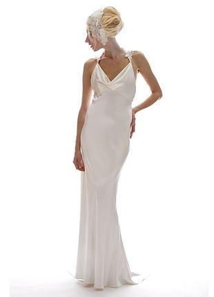Suknie ślubne Elizabeth Fillmore - jesień 2012