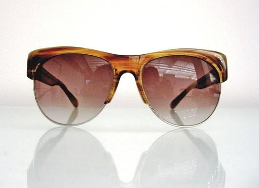 Ciemne okulary od sióstr Olsen