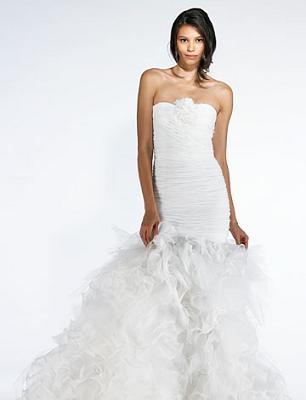 Oscar de la Renta - suknie ślubne na jesień 2012