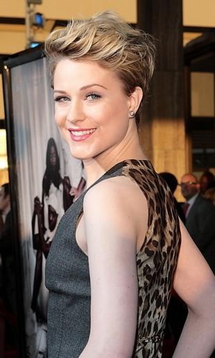 Nowa fryzura Evan Rachel Wood (FOTO)