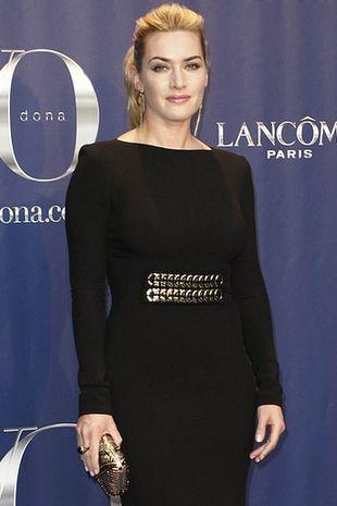 Kate Winslet w sukni  Victorii Beckham (FOTO)