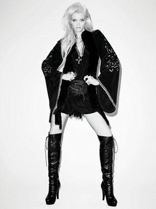 Rockowa Abbey Lee Kershaw (FOTO)