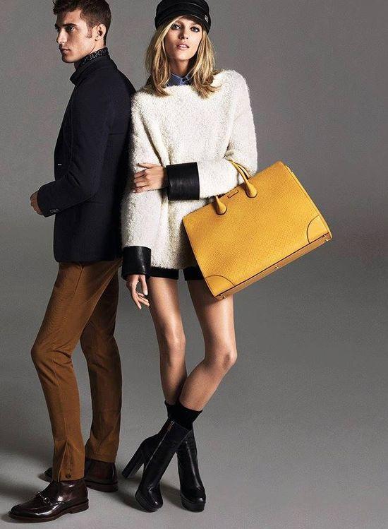 Anja Rubik dla Gucci - pełna kampania! (FOTO)