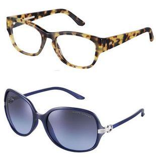 Okulary od Ralpha Laurena