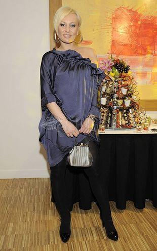 Workowata sukienka Moniki Jarosińskiej