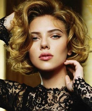 Scarlett Johansson po raz kolejny dla Dolce&Gabbana