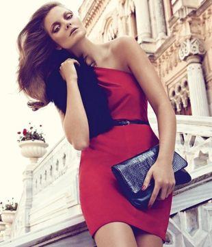 Eniko Mihalik w jesiennej kampanii marki Sarar (FOTO)