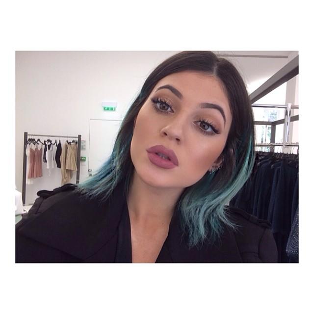To wszystko przez Kylie Jenner!
