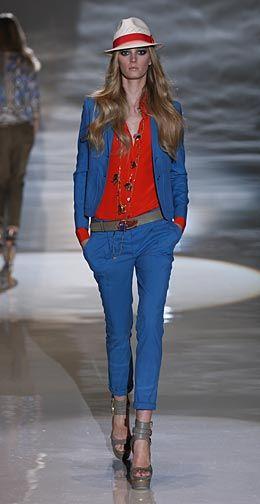 Gucci na wiosnę i lato 2009