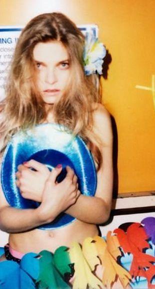 Nicole Rosłoniec w kampani Cropp (FOTO)