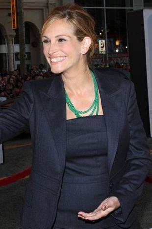 Julia Roberts w garniturze Gucci (FOTO)