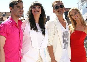 Jury Top Model w komplecie (FOTO)