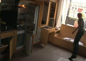 Mieszkanie inspirowane klockami Lego (VIDEO)