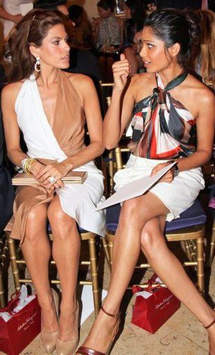 Eva Mendes vs Freida Pinto (FOTO)