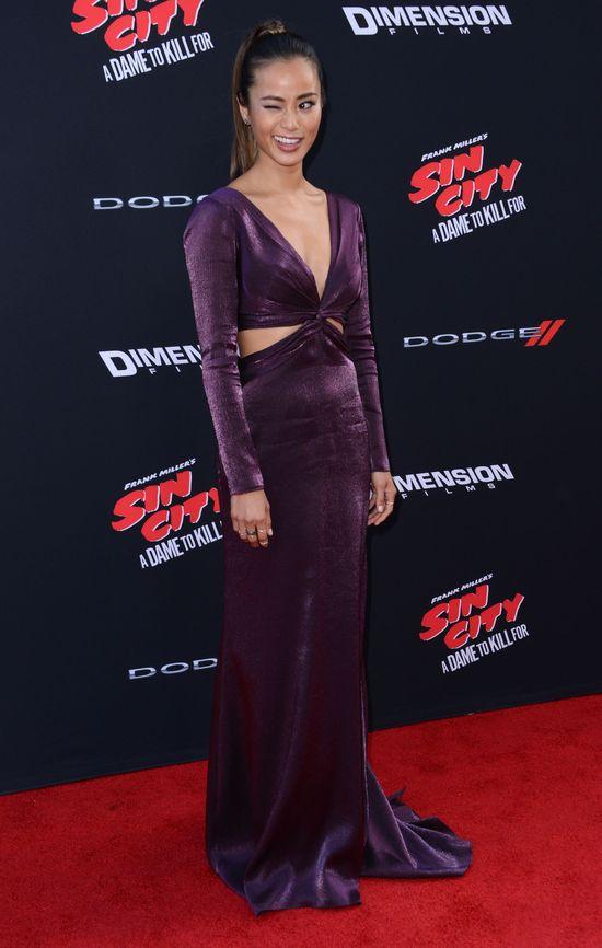 Gwiazdy na premierze Sin City: A Dame To Kill For