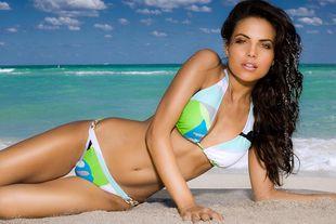 Diana Morales w gorącej kampanii KGB Swimwear (FOTO)