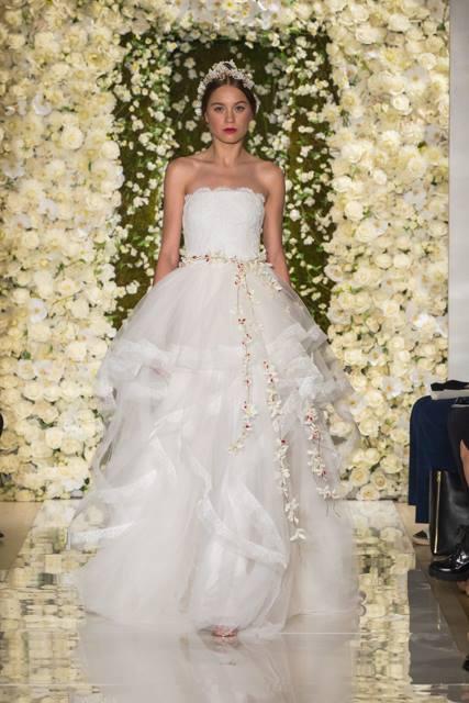 Reem Acra - Bridal Fall 2015 (FOTO)