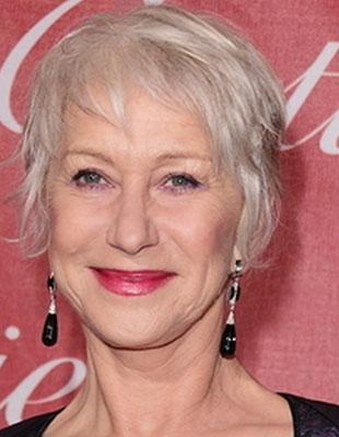 Helen Mirren przeciwna operacjom plastycznym