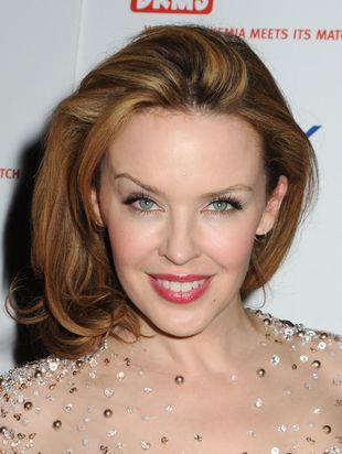 Kylie Minogue zachwyca w kreacji Zuhaira Murada