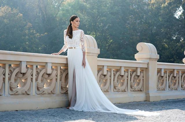 Suknie ślubne od Violi Piekut - kolekcja 2015 (FOTO)