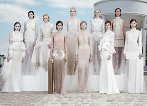 Givenchy Jesień 2011 Couture