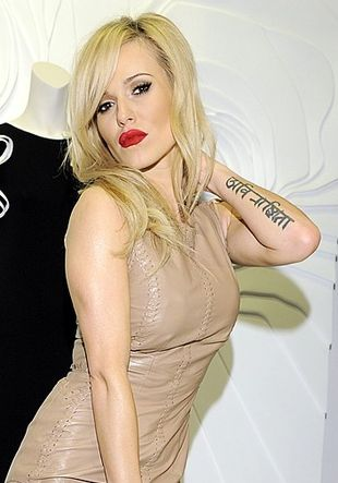 Seksowna Doda w sukience Roberto Cavalli (FOTO)