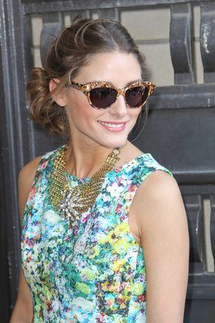Olivia Palermo w sukience z Zary (FOTO)