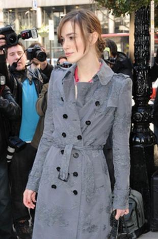 Keira Knightley zmieniła uczesanie (FOTO)