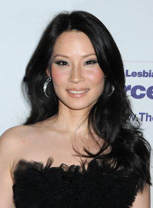 Lucy Liu wspiera gejów i lesbijki
