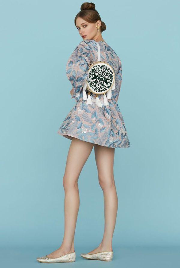 Ulyana Sergeenko Couture Spring-Summer 2015 (FOTO)