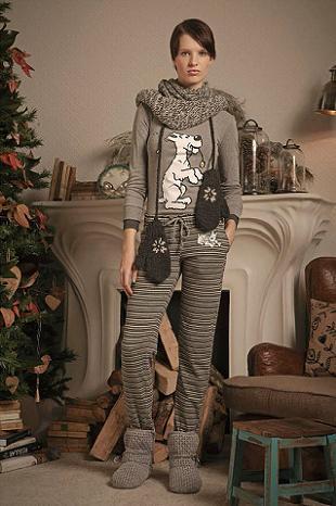 Oysho Loungewear - grudzień 2011